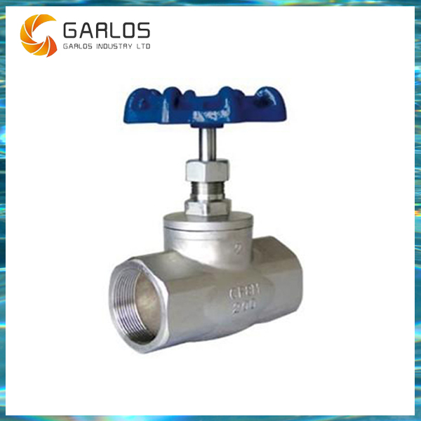 1/2 Inch API 602 Screw Globe Valve