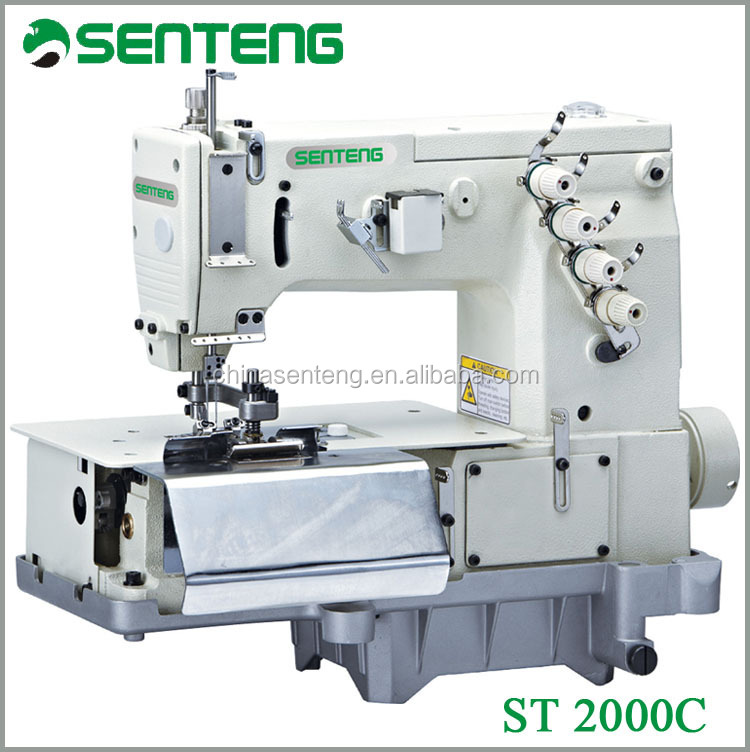 ST 2000 C multi functional machine, new multi purpose sewing machine price, garment factory sewing machine manfucture
