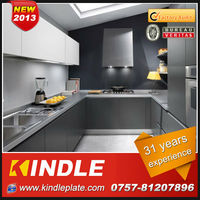 Kindle modular aluminium kitchen cabinet with high quality