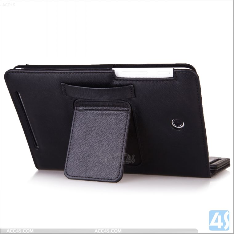 China Fashion Keyboard Leather Case for ASUS MeMO Pad HD 7 P-ASUSMEMOHD7CASE006