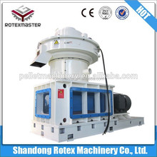 [ROTEX MASTER] YGKJ 560 Best bamboo/peanut/shell/husk/branch for bimass fuel wood pellet machine
