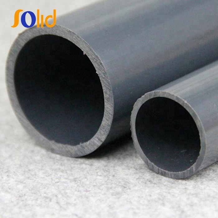 High Impact Fast Delivery PVC Pipe PVC-M Pipe for Water Supply