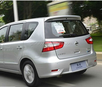 spoiler for livina/ rear spoiler for car without light