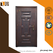 wholesale Heat transfer cold rolled steel security door