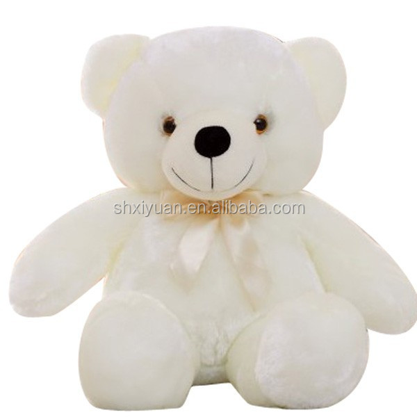 Wholesale giant big sitting bear cutting of soft toys