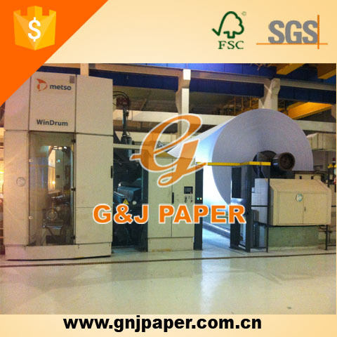 2017 Hot Product Factory Price 130gsm C1S C2S Couche Matte or Glossy Coated Art Paper Low Price for Printing