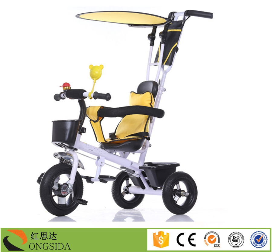 Umbrella Push tricycle for baby