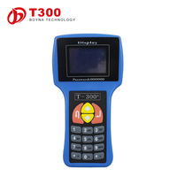 2015 Latest version T300 key programmer auto scanner T300 diagnostic tool with Spain and English languages