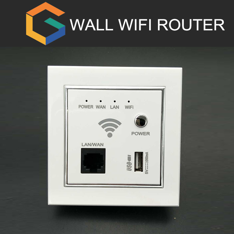 OEM 300M WirelessHigh Power Ceiling Poe Wall Mount Wireless AP access Point , 300Mbps Wifi Router Wireless Repeater