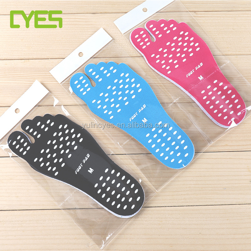 2017 Newest hot selling foot massage adhesive foot pad stick on soles