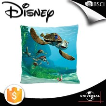 2016 new arrival licensed disney finding dory printed pillow cover cushion