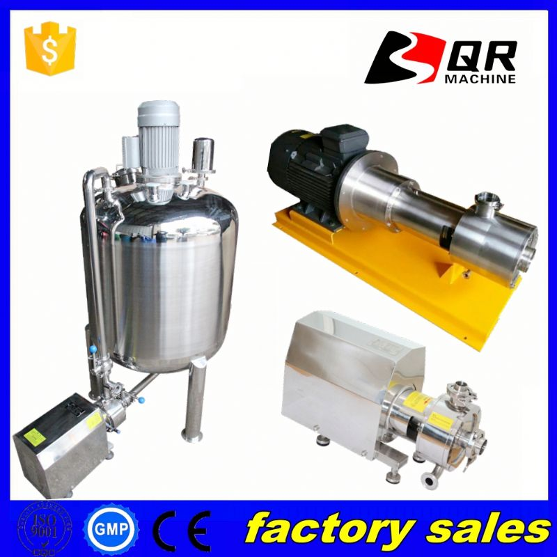 bitumen emulsion pump,emulsifier for paint,inline homogenizer pump