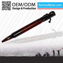 New product 2D/3D custom carved wood pen