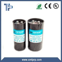 High Quality and stability 20-1600UF 110-330V column shape cd60 capacitor use for air conditioner