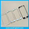 Wholesale Middle Frame bezel, Front Frame With Hot Glue, LCD Frame For phone4/4s/5/5s/6/6 plus