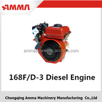 High quality hot type Diesel Engine 168F/D-3 OHV single cylinder four stroke