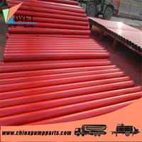 st52 dn125 concrete pump pipe /pipeline alibaba china