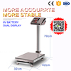 Dial Electronic Platform Bench Scale With