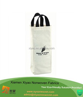 Canvas Wine Bag for 750 mL Bottle 100% Recycled Cotton