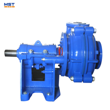 Centrifugal industrial electric driven slurry pumps