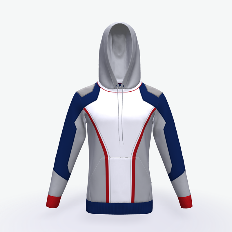Top Quality Custom Design Sublimated Fleece Hoodies
