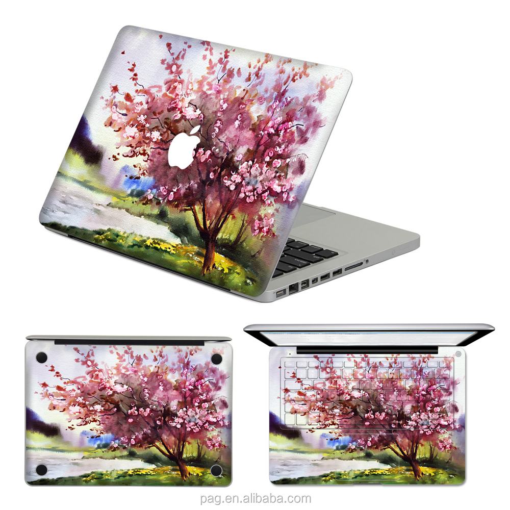PAG Custom for apple laptop decal stickers decorative vinyl skin for macbook sticker