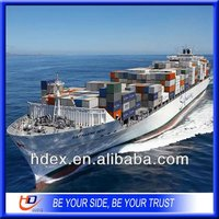 Cheapest Sea shipping from Gangzhou to Middle East