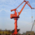 Top Quality Professional Safety Harbour Crane with Grab