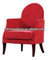 chaise chair for hotel lobby/single sofa CH-XXY-054