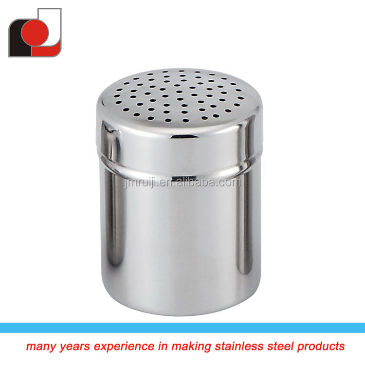 2015 wholesale selling stainless steel spice jars