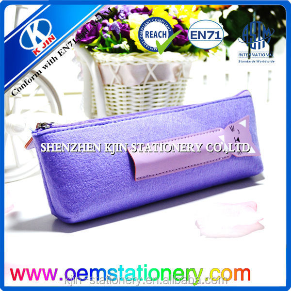 Back to school stationery pencil bag/ stationery pen bag