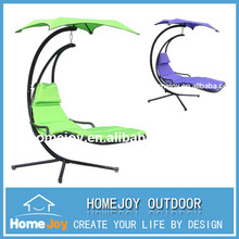 Luxury outdoor hanging chair swing chair, hanging pod chair