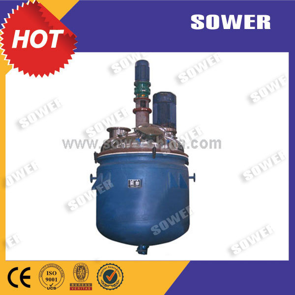 Sower chemical pressure stainless steel vessel for lab using
