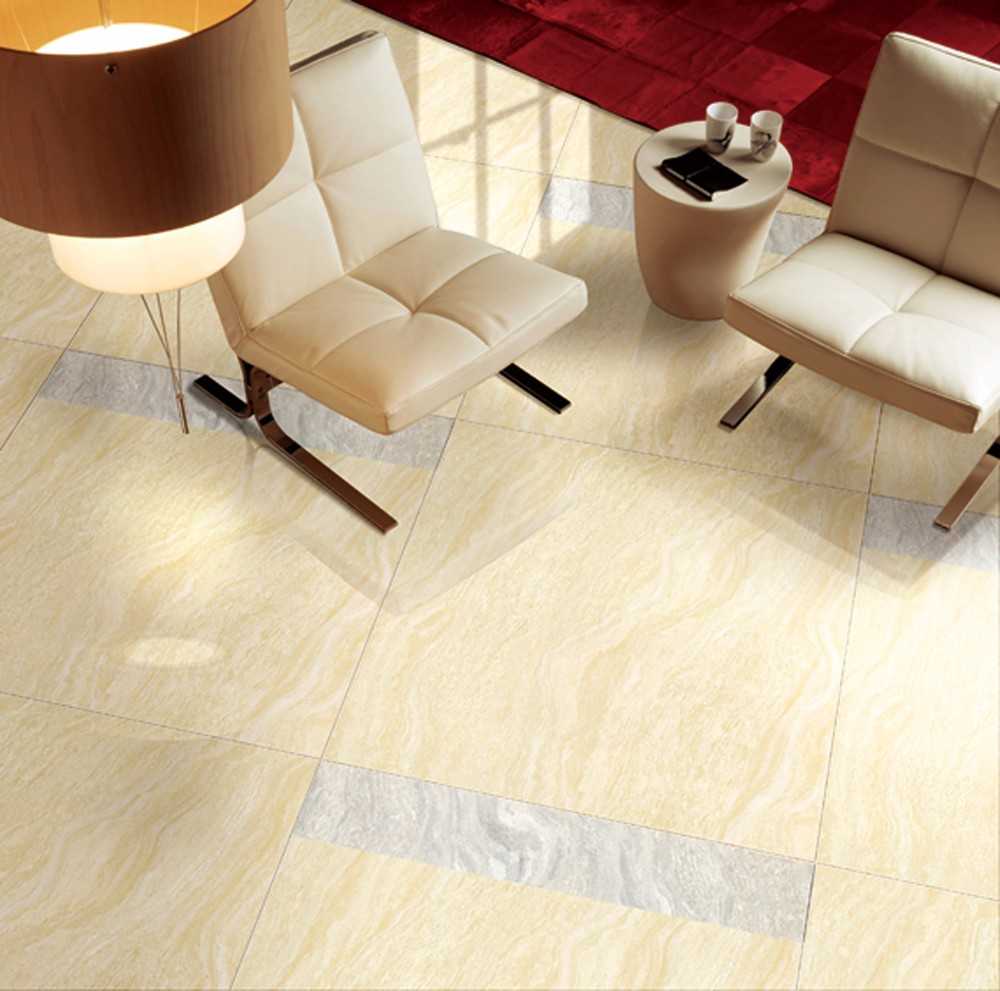 new design nano polished porcelain tiles 60x60cm thickness 9.5mm