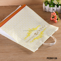 Tote Bag Style Strong Handle Plastic And PE Fashion Bag