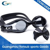 anti-uv swim goggles safety with profession design safety