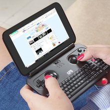 "GPD WIN Game Laptop NoteBook Tablet PC 5.5"" Handheld Game Console Video Game Player Inter Atom CPU x7-Z8750 Win10 4GB/64GB"