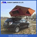 2017 Top quality cheap price best 4x4 camping vehicl roof tent trailer