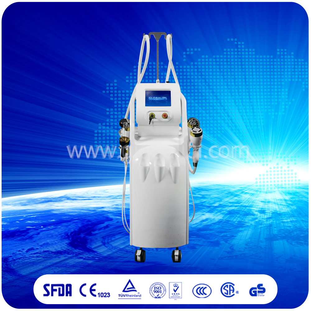 Cellulite slimming vacuum suction beauty machine
