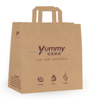 Food Take-Out Paper Bag