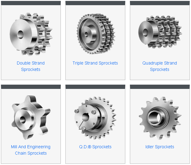 304 Stainless Steel sprocket with factory price