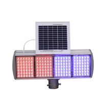 Powerful Led Solar Security Light Solar Strobe Light