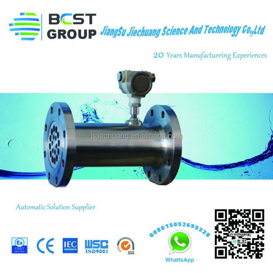 Cheap new arrival cross flow meter turbine