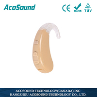 Top selling cheap AcoSound Acomate 210 BTE-Plus super digital deaf ear phone