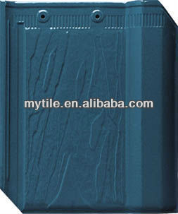 popular concrete roof blue tile price