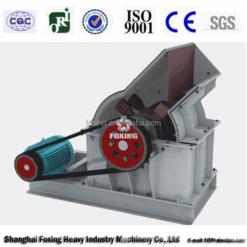 World widely used plaster breaking crusher for hot sale