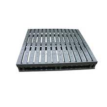 Heavy duty Q235 durable selective warehouse powder coating metal stable pallet