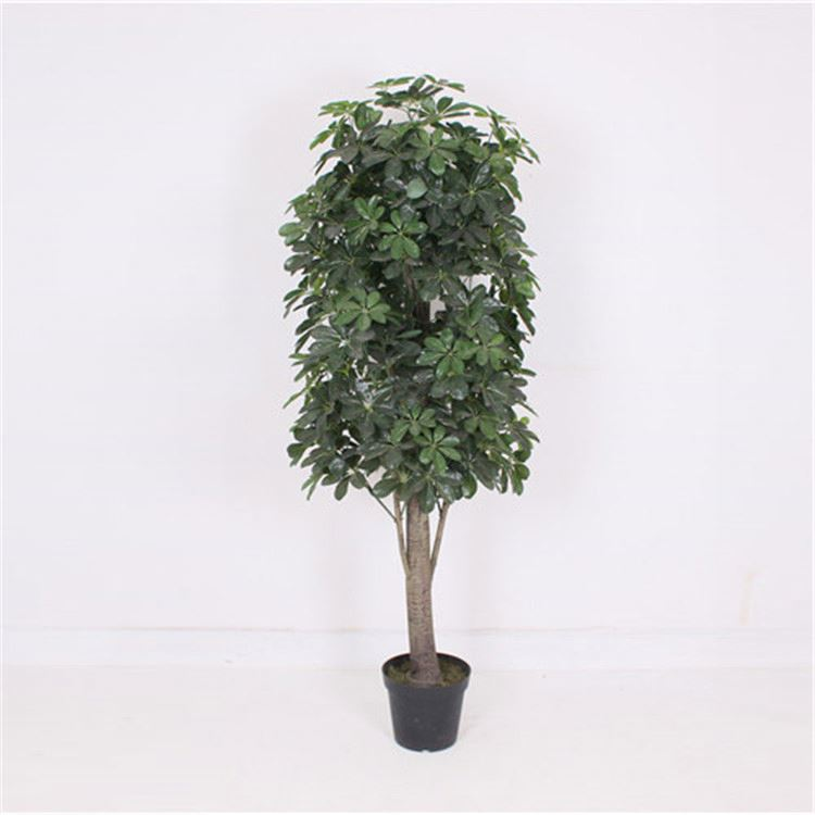 Latest product unique design office use bonsai tree artificial ficus tree