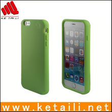 For promotion silicone iphone 6 case with custom printed logo