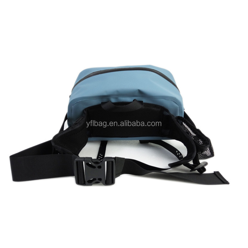 custom waist bag waterproof for fishing waist belt bag